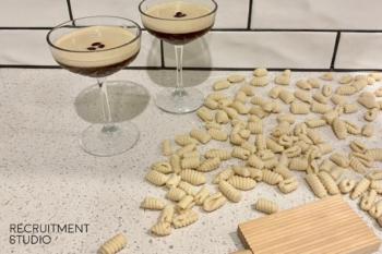 gnocchi and espresso martini
